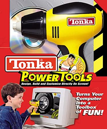 Tonka Power Tools Playset - PC