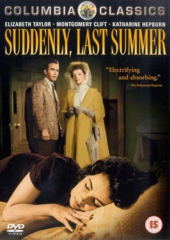 Suddenly, Last Summer [Reino Unido] [DVD]