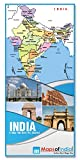 India Map (70 x 94 cm)