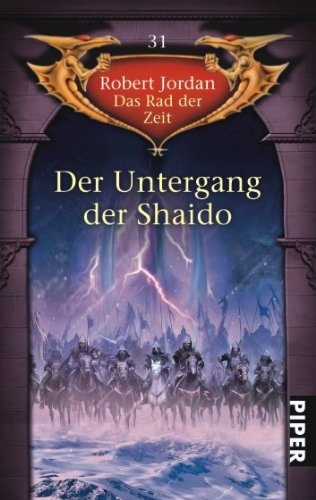 Der Untergang der Shaido: Das Rad der Zeit 31