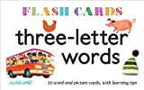 Flash Cards - Three-Letter Words