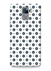 SKIMIJO Designer Printed Christmas Pattern back case cover for Huawei Honor 7