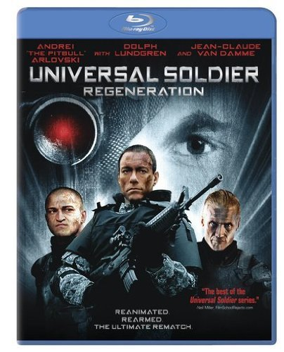 Universal Soldier: Regeneration [Blu-ray] by Sony Pictures Home Entertainment