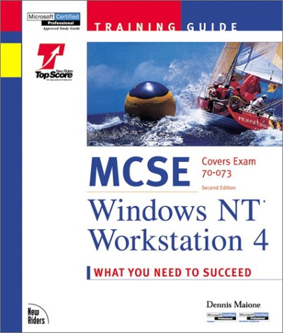 MCSE Training Guide: Windows NT Workstation 4 (2nd Edition)