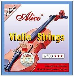 Alice Violin Strings (A-703)