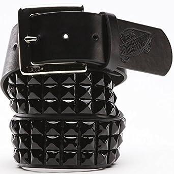 Vans Men's Studded Belt Black/Black Small