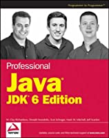 Professional Java JDK 6 Edition Front Cover