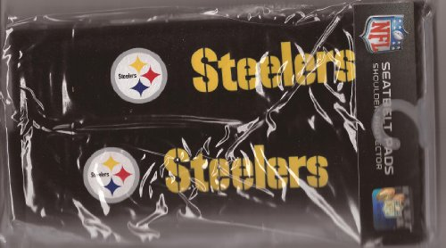 Pittsburgh Steelers Seatbelt Pads at Amazon.com