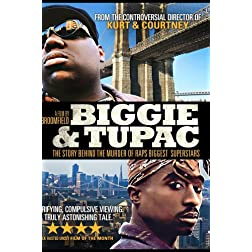Kurt & Courtney / Biggie & Tupac - 2 DVD Collection - Digitally Remastered (Amazon.com Exclusive)