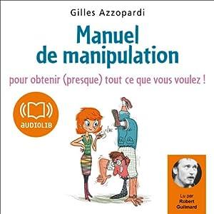 Manuel de manipulation Audiobook