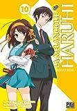 Mélancolie de Haruhi - Brigade S.O.S (la) Vol.10