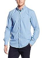 Milano Camisa Hombre (Azul)