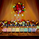 Art-Naturals-Top-8-therische-le-100-Pure-therische-le-von-erstklassiger-Qualitt-Pfefferminz-Teebaum-Rosemarin-Orangen-Zitronengrass-Lavendel-Eukalyptus-Weihrauchl-Therapeutische-Strke-Ideal-zur-Aromat