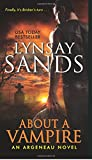 About a Vampire: An Argeneau Novel <br>(Argeneau Vampire)	 by  Lynsay Sands in stock, buy online here