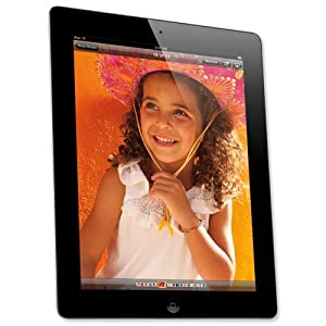 Apple iPad 3rd Generation 16GB Wi-Fi + 4G - Black
