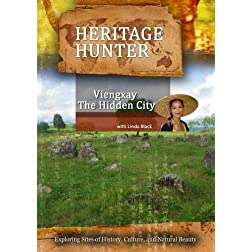 Heritage Hunter Viengxay The Hidden City