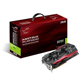 ASUS Graphics Cards MATRIX GTX780TI P 3GD5