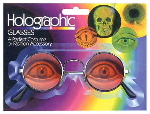 Hologram Glasses/Eye