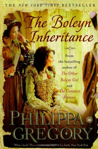 The Boleyn Inheritance, Philippa Gregory