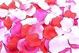 フラワーシャワー 造花 花びら 1200枚セット / ハピネス ウェディング ビューティフル パーティ 【 12バリエーションから選べます 】
