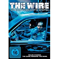 The Wire - Die komplette dritte Staffel [5 DVDs]