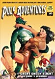 img - for Pulp Adventures #22: The Great Green Blight (Volume 22) book / textbook / text book