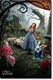 Alice in Wonderland, Tea Party Movie Poster