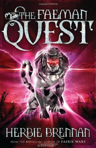 Faeman Quest (The Faerie Wars Chronicles), Buch