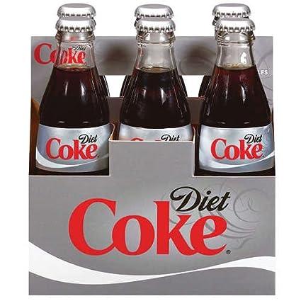 Coke Bottles For Benefits Diet Coke Glass Bottles 4(6