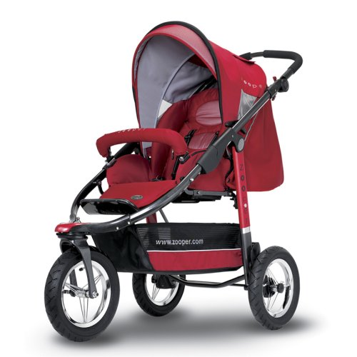 Zooper Zydeco Stroller Red - Buy Zooper Zydeco Stroller Red - Purchase Zooper Zydeco Stroller Red (Sports & Outdoors, Categories)