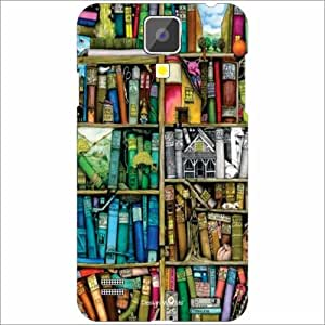 Design Worlds - Samsung I9500 Galaxy S4 Designer Back Cover Case - Multicol...