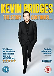 Kevin Bridges - The Story Continues... [DVD]