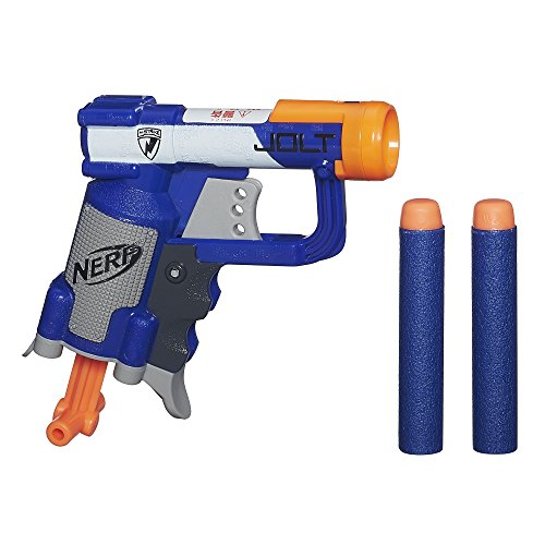 Nerf N-Strike Jolt Blaster (blue) (Mini Nerf compare prices)