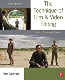 The Technique of Film and Video Editing: History, Theory, and Practice (Portuguese Edition)
