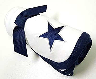 Dallas Baby Receiving Blanket