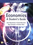 img - for Economics: A Student's Guide book / textbook / text book
