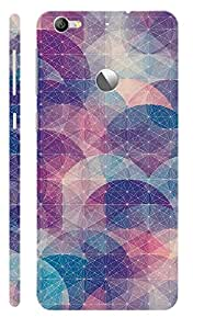 Aatank Premium Printed Mobile Case Back Cover for Letv 1s