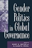 img - for Gender Politics in Global Governance book / textbook / text book