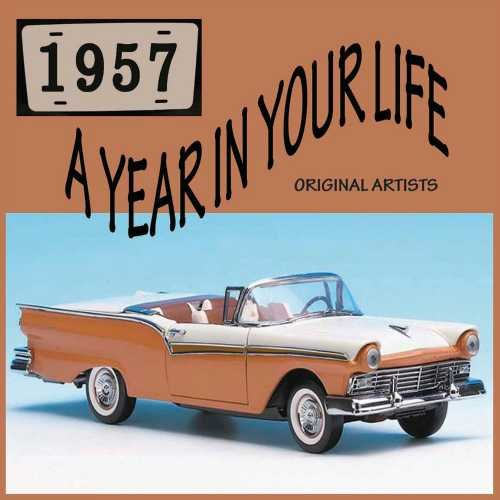 Pat Boone - A Year In Your Life 1957 [2 Cd] - Zortam Music