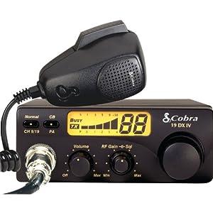 Cobra 19DXIV 40 Channel Mobile Compact CB Radio