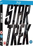 Star Trek XI (3-Disc Edition) - with Free Comic Book and Bonus Digital Copy (Exclusive to Amazon.co.uk) [Blu-ray] [Region Free]