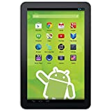 "1 - 10"" Quad Core Google(R) Tablet, 10"" color TFT-LCD capacitive touchscreen display, Android(TM) 4.3 Jelly Bean, 8GB flash memory"