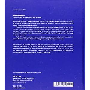 Probabilistic Robotics (I Livre en Ligne - Telecharger Ebook
