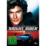 Knight Rider - Season 3 6 DVDs