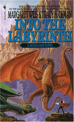 Image for Into the Labyrinth (Death Gate Cycle (Paperback))