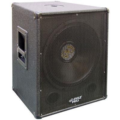 "Pyle 18"" Stage Subwoofer (pasw18) -"