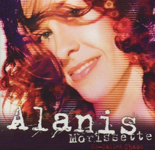 CD : ALANIS MORISSETTE - So Called Chaos [no Usa]