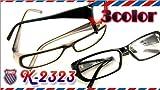 (ケースイス)K-SWISS バネ蝶番仕様 セルモデル K-2323 メガネ