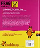 Image de Frag doch mal ... die Maus! - Mein Körper (Die Sachbuchreihe, Band 8)
