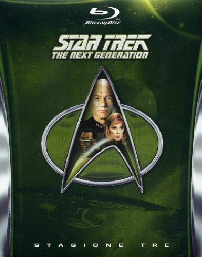 Star Trek - The next generationStagione03 [Blu-ray] [IT Import]
